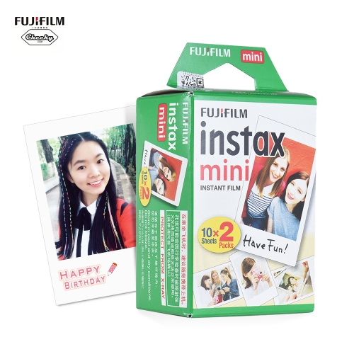 Fujifilm Instax Mini 20シート白フィルム写真用紙
