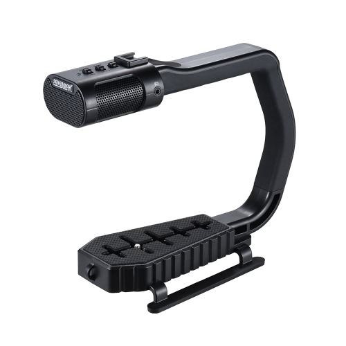 Sevenoak MicRig Stereo Video &amp; Audio Recording Grip with Microphone 1 Stop Solution for DSLRs Camcorders Action Cameras SmartphoneCameras &amp; Photo Accessories<br>Sevenoak MicRig Stereo Video &amp; Audio Recording Grip with Microphone 1 Stop Solution for DSLRs Camcorders Action Cameras Smartphone<br>