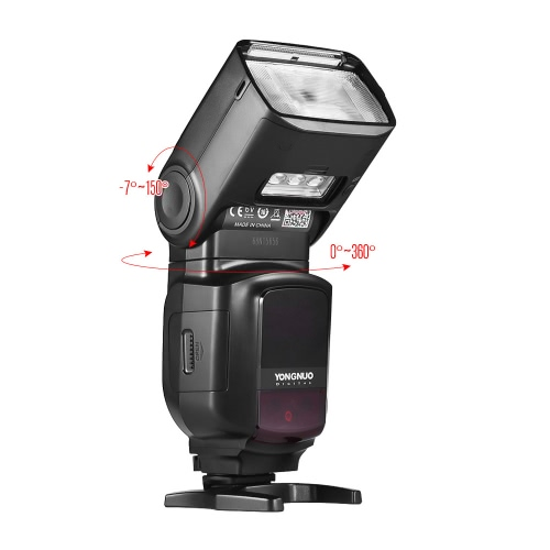 YONGNUO YN968N Wireless TTL Flash Speedlite 1/8000s HSS Equipped with Built-in LED Light 5600K for Nikon DSLR Cameras Compatible wCameras &amp; Photo Accessories<br>YONGNUO YN968N Wireless TTL Flash Speedlite 1/8000s HSS Equipped with Built-in LED Light 5600K for Nikon DSLR Cameras Compatible w<br>