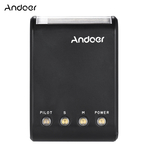 Andoer WS-25 Professional Portable Mini Digital Slave Flash SpeedliteCameras &amp; Photo Accessories<br>Andoer WS-25 Professional Portable Mini Digital Slave Flash Speedlite<br>