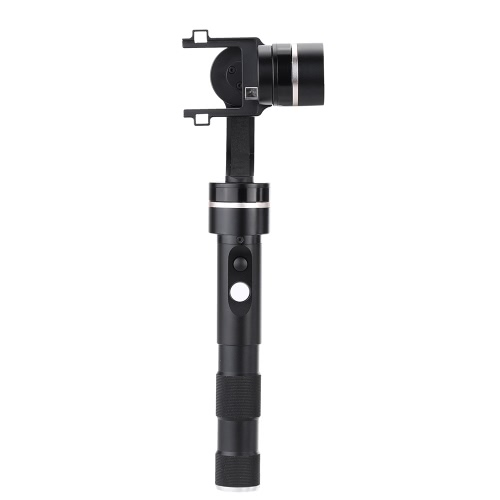 Buy Feiyu Newest FY-G4S 3-Axis Handheld Gimbal 360 Degree Turning without Limited GoPro Hero4/3+/3