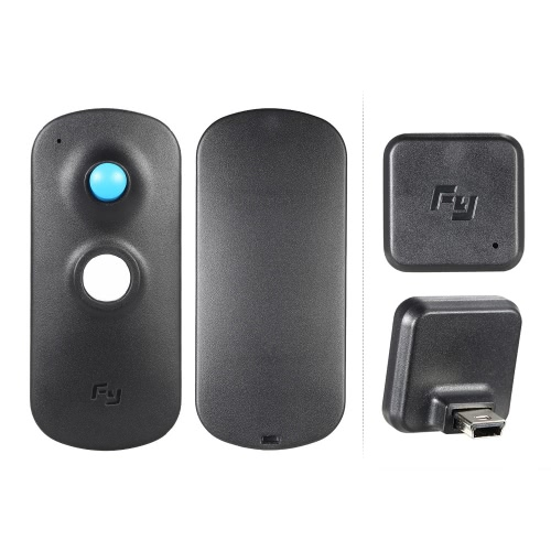 Feiyu 2.4G Wireless Remote Control with MINI Receiver for Feiyu MG/G4 Series Gimbal MG/G4/G4 GS/G4 QD/G4S/G4 for Smartphone/G4 Pro for iPhone