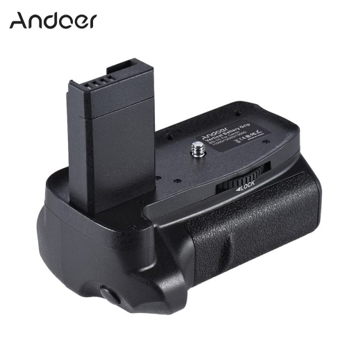 Andoer BG-1H Vertical Battery Grip Compatible with 2 * LP-E10 Battery for Canon EOS 1100D 1200D 1300D / Rebel T3 T5 T6 / kiss X50Cameras &amp; Photo Accessories<br>Andoer BG-1H Vertical Battery Grip Compatible with 2 * LP-E10 Battery for Canon EOS 1100D 1200D 1300D / Rebel T3 T5 T6 / kiss X50<br>