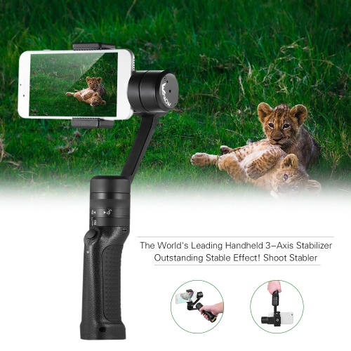 Wewow P3 Handheld 3-Axis Gimbal Smartphone Stabilizer Gyro for iPhone 7/7 plus/6 for Samsung Huawei Photography Video StudioCameras &amp; Photo Accessories<br>Wewow P3 Handheld 3-Axis Gimbal Smartphone Stabilizer Gyro for iPhone 7/7 plus/6 for Samsung Huawei Photography Video Studio<br>
