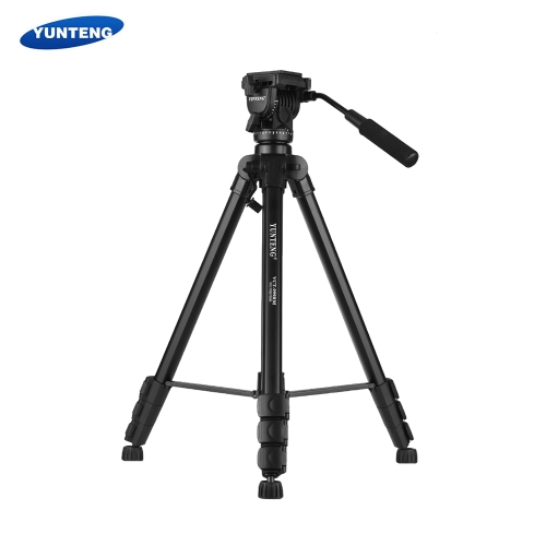 YUNTENG VCT-999RM Professional Aluminum Alloy Video TripodCameras &amp; Photo Accessories<br>YUNTENG VCT-999RM Professional Aluminum Alloy Video Tripod<br>
