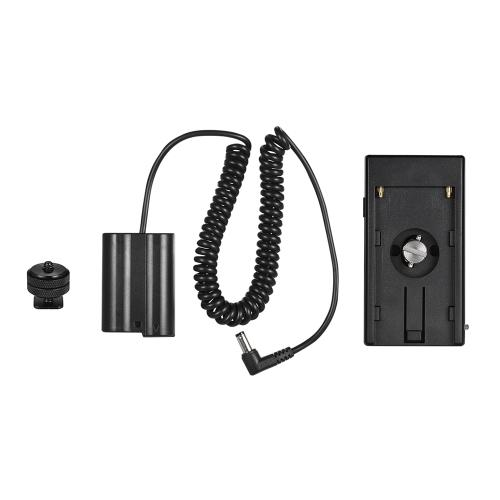 Andoer NP-F970 to EN-EL15 Dummy Battery PlateCameras &amp; Photo Accessories<br>Andoer NP-F970 to EN-EL15 Dummy Battery Plate<br>