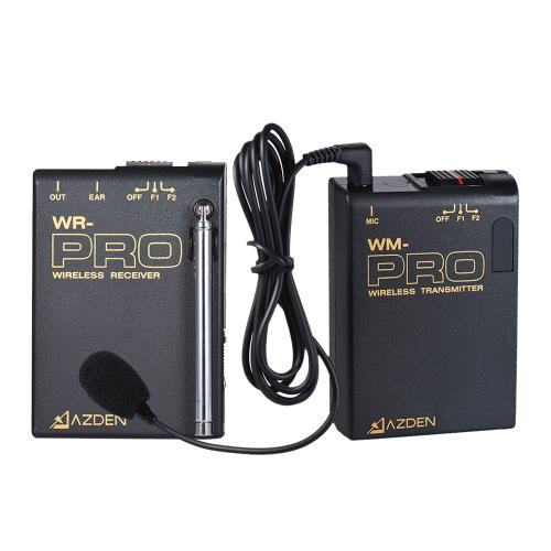 AZDEN WLX-PRO VHF Wireless Lapel Microphone MicCameras &amp; Photo Accessories<br>AZDEN WLX-PRO VHF Wireless Lapel Microphone Mic<br>