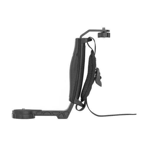 Zhiyun SHH-01 TransMount Mini Grip Duplo para Crane 2 para hino iSteadyGear Handheld Cardan 3-Axis