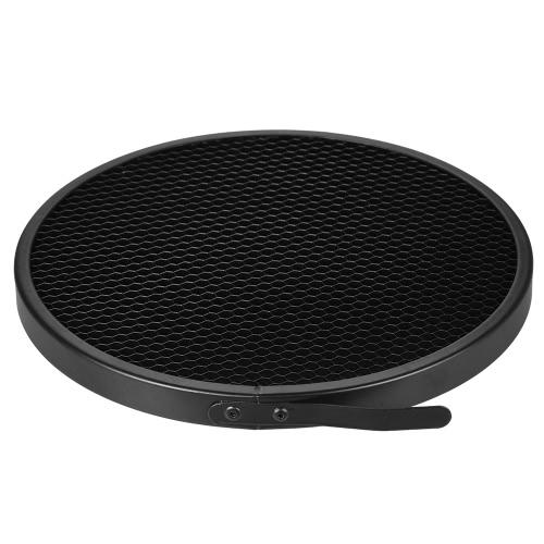 Photo Studio 16.8cm 40 Degree Honeycomb Grid for 7 Standard Reflector Diffuser Lamp Shade DishCameras &amp; Photo Accessories<br>Photo Studio 16.8cm 40 Degree Honeycomb Grid for 7 Standard Reflector Diffuser Lamp Shade Dish<br>