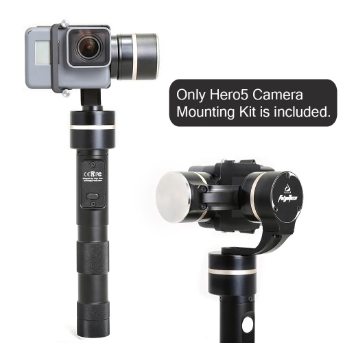 FeiyuTech Hero5 Camera Mounting Kit Clip Mount Plate Adapter Connector for Feiyu G4 or G4-QD Connects for GoPro Hero 5 Action CameCameras &amp; Photo Accessories<br>FeiyuTech Hero5 Camera Mounting Kit Clip Mount Plate Adapter Connector for Feiyu G4 or G4-QD Connects for GoPro Hero 5 Action Came<br>