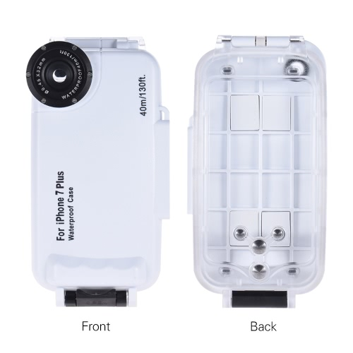 Mobile Phone Smartphone Waterproof Diving Housing Protective Case Cover Underwater 40M/ 130ft for iPhone 6Cameras &amp; Photo Accessories<br>Mobile Phone Smartphone Waterproof Diving Housing Protective Case Cover Underwater 40M/ 130ft for iPhone 6<br>