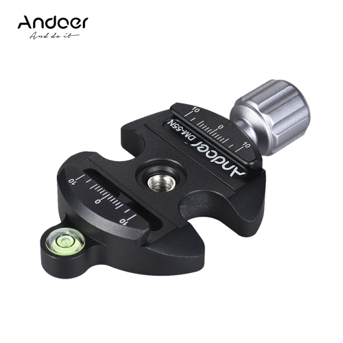 Andoer DM-55N Professional Universal Disc Quick Release PlateCameras &amp; Photo Accessories<br>Andoer DM-55N Professional Universal Disc Quick Release Plate<br>