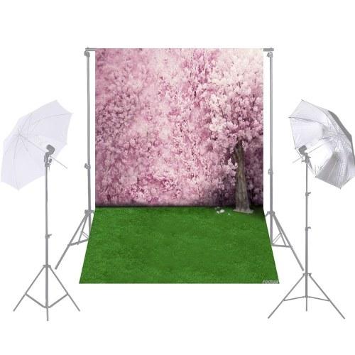 Andoer 1.5 * 2.1m/5 * 7ft Photography Background Backdrop Photo Studio Pros