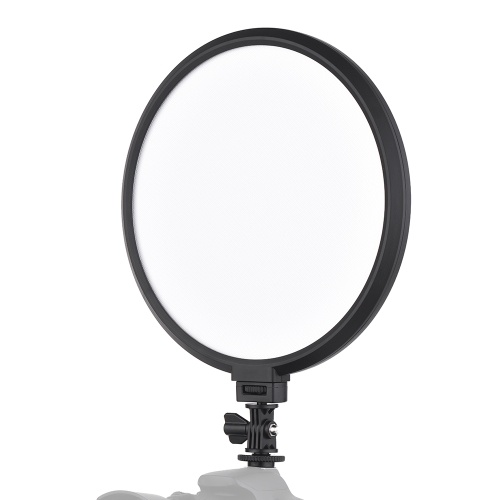 Viltrox VL-500T Ultrathin profissional Bi-Color Dimmable 9 polegadas Circular LED de luz de vídeo