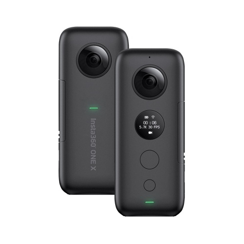 Caméra d'action panoramique Insta360 ONE X FlowState