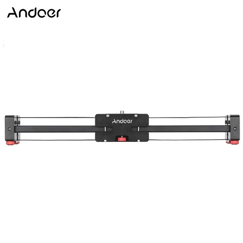 Andoer V2-500 Compact Retractable Track Dolly Slider 50cm Rail Shooting Video Stabilizer 86cm Actual Sliding Distance with 1/4 anCameras &amp; Photo Accessories<br>Andoer V2-500 Compact Retractable Track Dolly Slider 50cm Rail Shooting Video Stabilizer 86cm Actual Sliding Distance with 1/4 an<br>