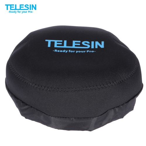 TELESIN Dome Port Protective Cover Hood for TELESIN 6in Dome Port for Gopro / Xiaomi Yi Sports CameraCameras &amp; Photo Accessories<br>TELESIN Dome Port Protective Cover Hood for TELESIN 6in Dome Port for Gopro / Xiaomi Yi Sports Camera<br>