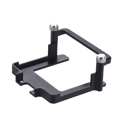 FeiyuTech Cámara Kit de montaje montaje del clip del conector del adaptador de la placa de Feiyu WG WGS Conexiones para la cámara GoPro Hero5 Acción