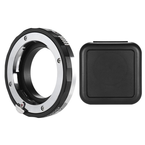 Andoer LM-NEX Camera Lens Mount Adapter Ring Manual Focus For Leica M Rangefinder LM-E Mount Lens to use for Sony E-mount A7 A7SIICameras &amp; Photo Accessories<br>Andoer LM-NEX Camera Lens Mount Adapter Ring Manual Focus For Leica M Rangefinder LM-E Mount Lens to use for Sony E-mount A7 A7SII<br>