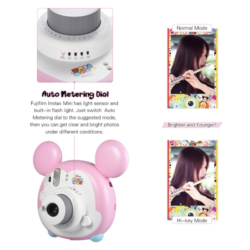 Fujifilm Instax Mini TSUMTSUM Instant Film CameraCameras &amp; Photo Accessories<br>Fujifilm Instax Mini TSUMTSUM Instant Film Camera<br>