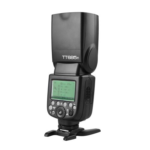 Godox Thinklite TT685F TTL Camera Flash Speedlite GN60 2.4G Wireless Transmission for Fuji X-Pro2 X-T20 X-T2 X-T1 X-Pro1 X-T10 X-ECameras &amp; Photo Accessories<br>Godox Thinklite TT685F TTL Camera Flash Speedlite GN60 2.4G Wireless Transmission for Fuji X-Pro2 X-T20 X-T2 X-T1 X-Pro1 X-T10 X-E<br>