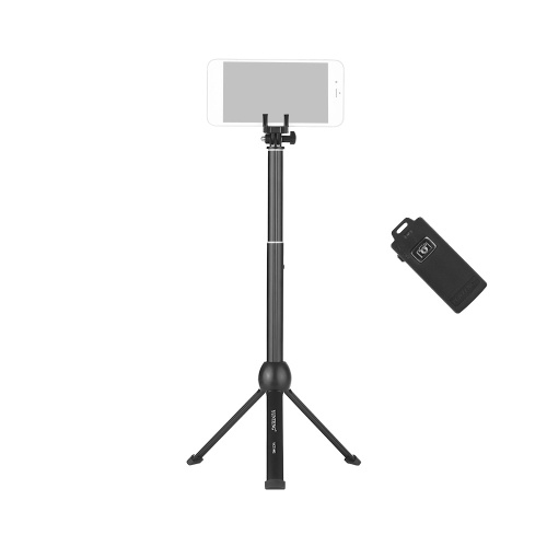 YUNTENG 7-Section Wireless Remote Selfie Stick