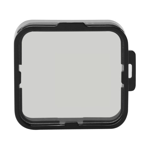 Andoer Piazza ND Lens Filter Kit Protector Set (ND2 / ND4 / ND8 / ND16) per GoPro Hero4 / 3 + / 3 w / Montaggio supporto della struttura