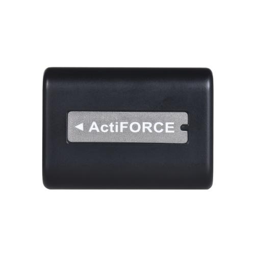 NP-FV5 Plus Bateria Recarregável Bateria 3.7V 2500mAh