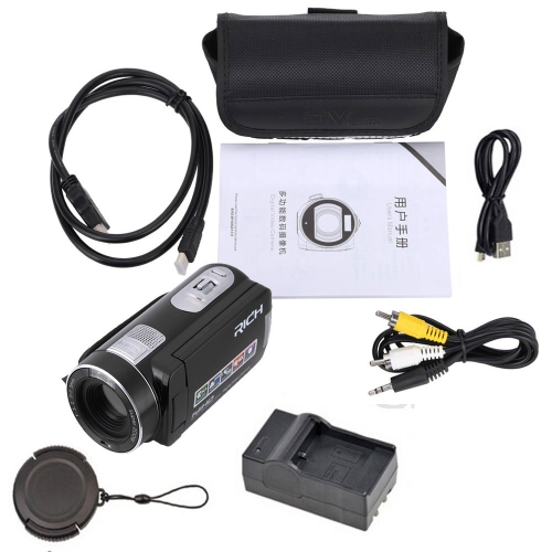 HD-800 3.0 LCD Screen Full HD 24MP 18X Digital Zoom 1080P 15FPS Anti-shake Digital Video Recorder DV Camera Camcorder DVRCameras &amp; Photo Accessories<br>HD-800 3.0 LCD Screen Full HD 24MP 18X Digital Zoom 1080P 15FPS Anti-shake Digital Video Recorder DV Camera Camcorder DVR<br><br>Product weight: 601g-700gg