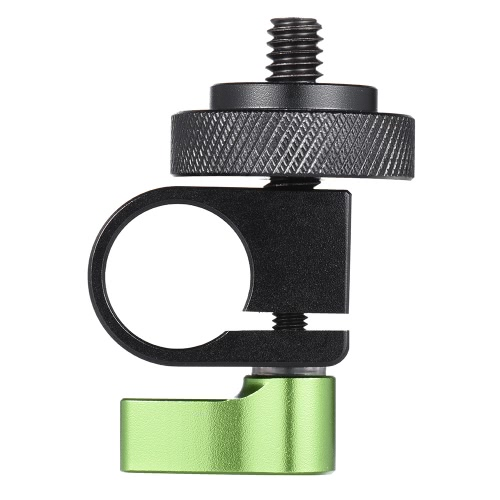 Thread Screw Single Rod Clamp Kit for DSLR Camera Camcorder Video Rail Support SystemCameras &amp; Photo Accessories<br>Thread Screw Single Rod Clamp Kit for DSLR Camera Camcorder Video Rail Support System<br>