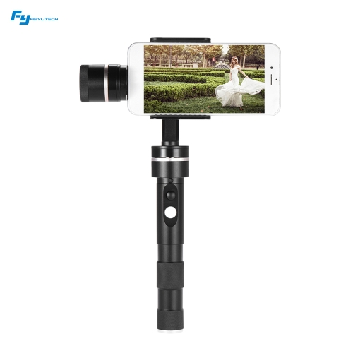 Feiyu Tech Newest G4 Pro 3 Axis Brushless Motor Handheld Gimbal Smartphone Stabilizer Pan Moving without Limited for iPhone 7PlusCameras &amp; Photo Accessories<br>Feiyu Tech Newest G4 Pro 3 Axis Brushless Motor Handheld Gimbal Smartphone Stabilizer Pan Moving without Limited for iPhone 7Plus<br>