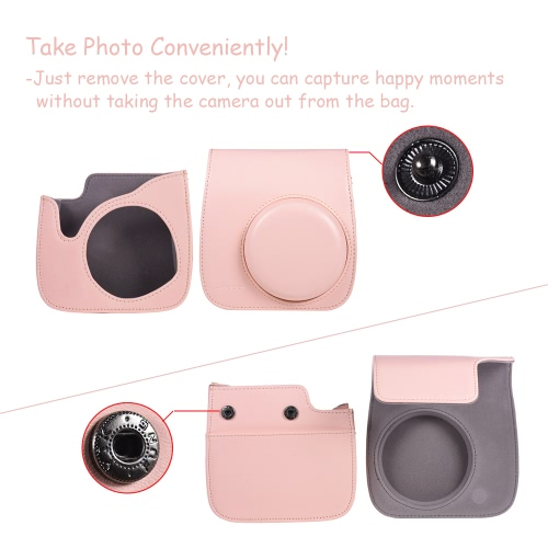 Andoer 14 in 1 Accessories Kit for Fujifilm Instax Mini 8/8+/8s/9 w/ Camera Case/Strap/Sticker/Selfie Lens/5*Colored Filter/Album/Cameras &amp; Photo Accessories<br>Andoer 14 in 1 Accessories Kit for Fujifilm Instax Mini 8/8+/8s/9 w/ Camera Case/Strap/Sticker/Selfie Lens/5*Colored Filter/Album/<br>