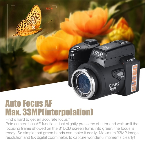 Polo Sharpshots Auto Focus AF Digital CameraCameras &amp; Photo Accessories<br>Polo Sharpshots Auto Focus AF Digital Camera<br>