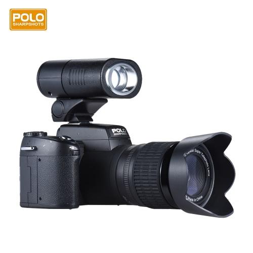 Appareil photo numérique autofocus à mise au point automatique Sharpshots Polo
