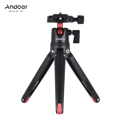 Andoer Mini Handheld Travel Tabletop TripodCameras &amp; Photo Accessories<br>Andoer Mini Handheld Travel Tabletop Tripod<br>
