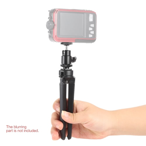 Mini Portable Aluminum Alloy Table Top Tripod with Swivel Ballhead for iphone Samsung LG Smartphones Cellphone Digital Camera MounCameras &amp; Photo Accessories<br>Mini Portable Aluminum Alloy Table Top Tripod with Swivel Ballhead for iphone Samsung LG Smartphones Cellphone Digital Camera Moun<br>