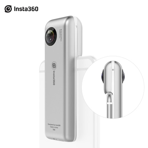 Insta360 Nano 360 Degree Dual 4K lens VR Video Panoramic CameraCameras &amp; Photo Accessories<br>Insta360 Nano 360 Degree Dual 4K lens VR Video Panoramic Camera<br>