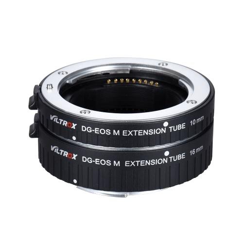 Viltrox DG-EOS M automatische Verlängerungsrohr