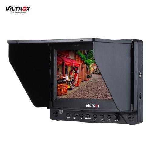 Viltrox DC-70EX 4K Porfessional Portable 7 Inch HD Clip-on Camera Video LCD MonitorCameras &amp; Photo Accessories<br>Viltrox DC-70EX 4K Porfessional Portable 7 Inch HD Clip-on Camera Video LCD Monitor<br>
