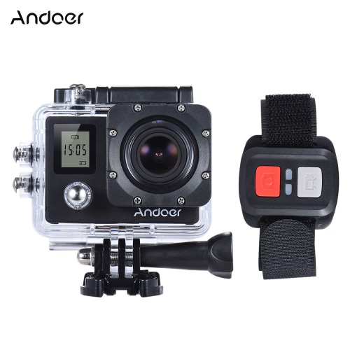 Andoer H8R 4K 30fps/1080P 60fps Full HD Action CameraCameras &amp; Photo Accessories<br>Andoer H8R 4K 30fps/1080P 60fps Full HD Action Camera<br>