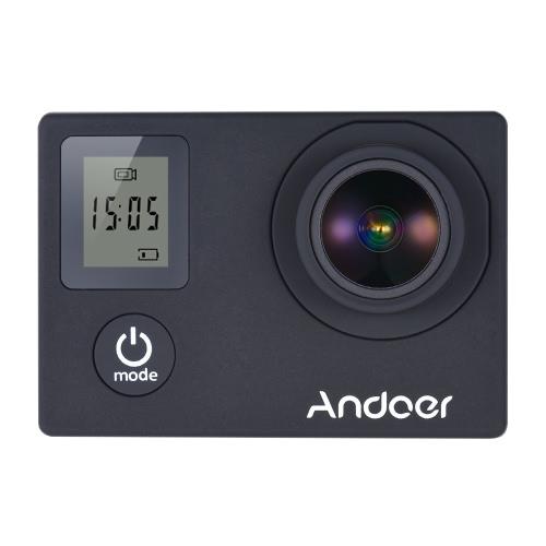 Buy Andoer 4K 30fps/1080P 60fps Full HD 16MP Action Camera Waterproof 30m WiFi 2.0