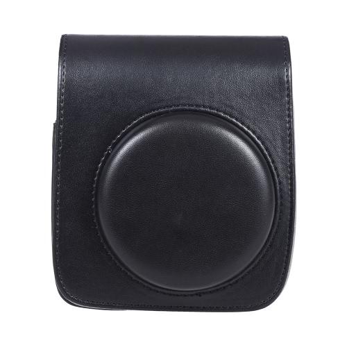ビンテージPU保護カメラケースバッグ