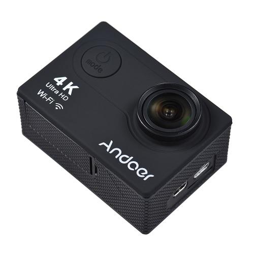 Andoer AN6000 V3 4K 30fps 16MP WiFi Action Sports CameraCameras &amp; Photo Accessories<br>Andoer AN6000 V3 4K 30fps 16MP WiFi Action Sports Camera<br>