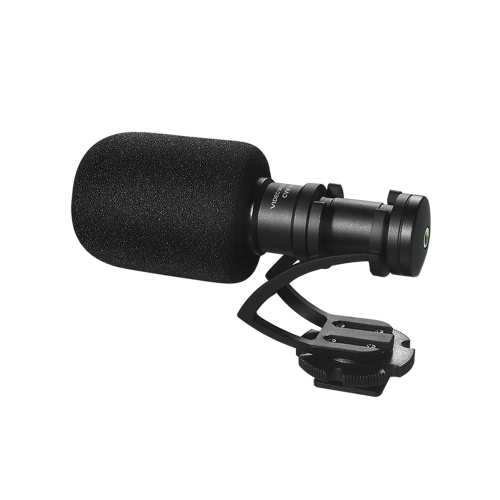 COMICA CVM-VM10II Full Metal MINI Compact On-Camera Cardioid Directional Video Microphone with Shock-Mount for iPhone Samsung HuawCameras &amp; Photo Accessories<br>COMICA CVM-VM10II Full Metal MINI Compact On-Camera Cardioid Directional Video Microphone with Shock-Mount for iPhone Samsung Huaw<br>