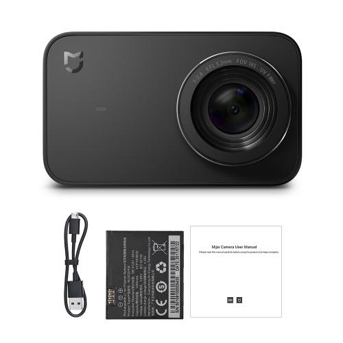 Xiaomi Mijia 4K UHD WiFi Action Sports CameraCameras &amp; Photo Accessories<br>Xiaomi Mijia 4K UHD WiFi Action Sports Camera<br>
