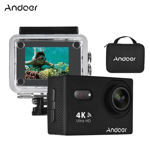 Andoer AN9000 4K 16MP WiFi Action Sports CameraCameras &amp; Photo Accessories<br>Andoer AN9000 4K 16MP WiFi Action Sports Camera<br>