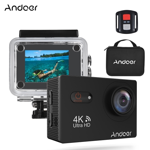 Andoer AN9000R 4K 16MP WiFi Action Sports CameraCameras &amp; Photo Accessories<br>Andoer AN9000R 4K 16MP WiFi Action Sports Camera<br>