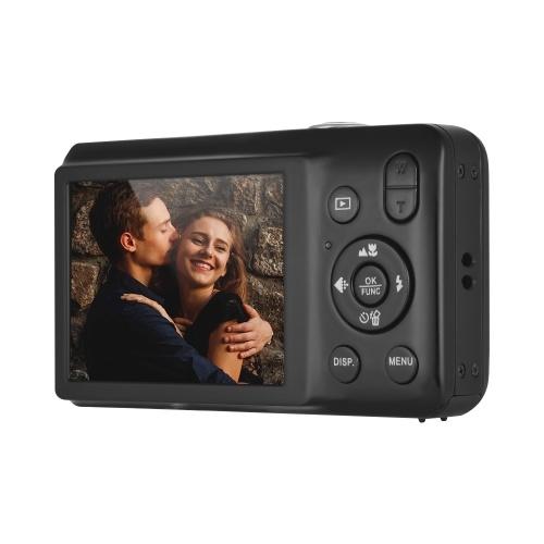 Caméscope Vidéo Appareil Photo Numérique Andoer 16MP 720P HD