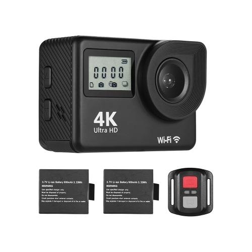 Caméra d'action sportive 4K Ultra HD WiFi