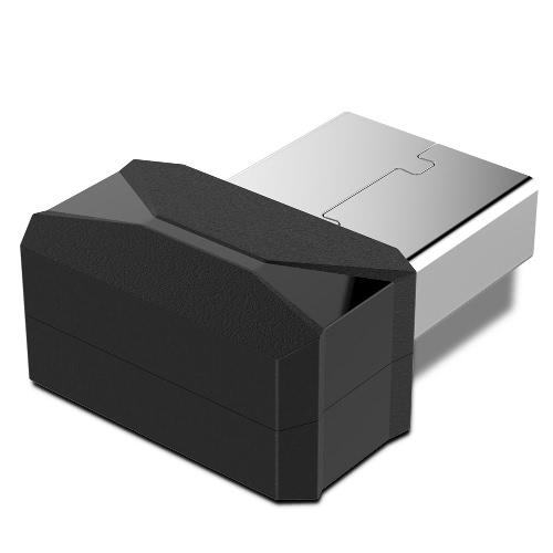 dodocool N150 2.4 GHz Mini USB sans fil réseau N Wi-Fi Dongle